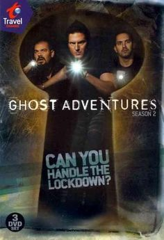 This set contains every episode from season two of GHOST ADVENTURES, a show that follows three brave souls as they hole up for the night in various spooky locations weighed down with various pieces of