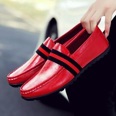 Big Size High Quality Genuine Leather Men Shoes Soft Moccasins Loafers Fashion Brand Men Flats Comfy Driving Shoes Soft Comfy
