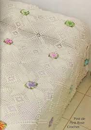 Resultado de imagem para colchas de croche