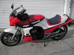 1986 Ninja GPZ 900