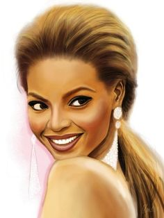 My favourite ...Beyonce art follow me for more celebes art.