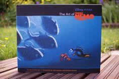 The art of Finding Nemo - Disnerd dreams Finding Emo, Andrew Stanton, Disney Pixar, Book Art, Books, Dreams, Libros, Book, Book Illustrations