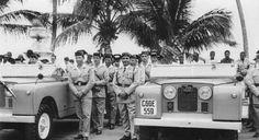 Guardia Civil en Guinea