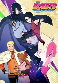 25 Misuki And Cho Cho Ideas Boruto Naruto Anime