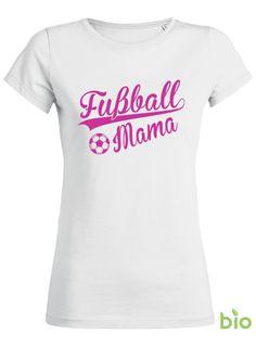 Fußball Mama T-Shirt für alle Fußball Mamas