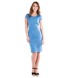 The Drop On In Dress is one of the latest arrivals.  This dress is perfect for a dressier event while helping you to maintain your cool.  And the lace is the perfect accent.
