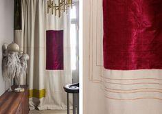 Lucy Bathurst: Custom Curtain Maker to the Stars