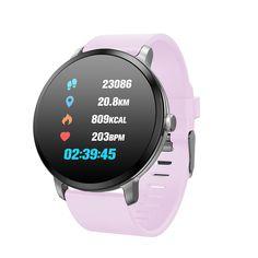 Gerade 2019 Mode Smart Uhr Männer Sport Gesundheit Fitness Tracker 24 H Herz Rate Monitor Wasserdichte Frauen Uhr Für Apple Reloj Hombre Herrenuhren Digitale Uhren