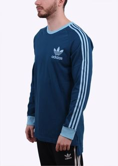 adidas california t shirt emerald