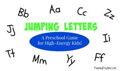 """A few months ago, I place my 3-year-old son's first initial over his bed. It is """"his letter,"""" and he loves it. Within a week of giving him his letter, he started noticing letters all over the place. They were Read More ..."""
