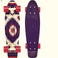 i want a penny board!