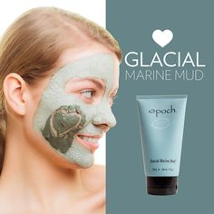 Check out this link, Deposits more than 50 skin beneficial minerals and trace elements to nurture the skin. Softens and purifies the skin. By attracting water, the mud helps to hydrate the skin. Helps draw out impurities and toxins. Nu Skin, Epoch Mud Mask, Make Up Creme, Marine Mud Mask, Lip Plumping Balm, Glacial Marine Mud, Whitening Fluoride Toothpaste, Botox Alternative, Spa Facial