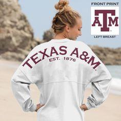 Texas A&M® Est. 1876 - Classic Spirit Jersey®