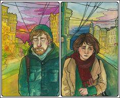 Art by Sasha Kharitonova