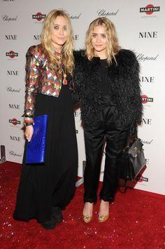 The Olsen twins style file - Vogue Australia