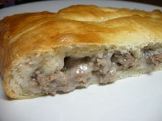Baked Sandwiches ~ http://www.southernplate.com