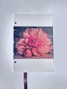 Pink Flower Notebook Journal Sketchbook Travel Journal | Etsy Journal Notebook, Pink Flowers, Notebooks, Handmade, Travel, Painting, Etsy, Art, Art Background