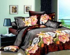 Blossom Age Duvet Cover Set 3D Bedding