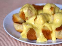 Buchtičky s krémem    recept nejlépe z kuchařky pana Vaňka nebo šodó podle pana Cuketky (http://www.cuketka.cz/?p=631)