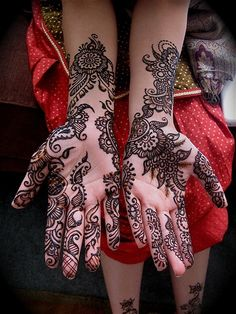 Bridal Hand Mehndi Design | Follow #Professionalimage – Let's meet . . In-person, by Phone or Skype for Rates, Info and Availability