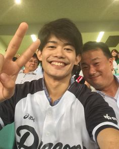 Takahiko Kozuka(JAPAN)「いい試合っす!  #中日 #ユニフォーム #いい生地」