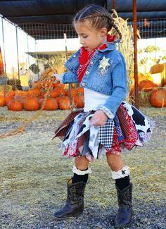 déguisement-cowgirl-tutu-patchwork