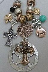 NEW Apodaca Necklace & Earrings: Sierra Western Wear #accessories #jewelry #charm