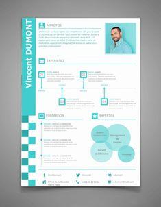 CV designer à télécharger