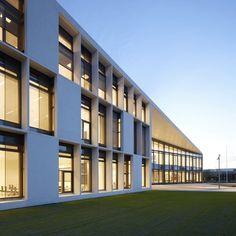 Herningsholm Vocational School, Herning, 2017 - C. F. Møller Architects