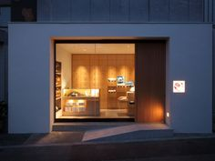 Fujimido Aoto Shop via Frameweb.com