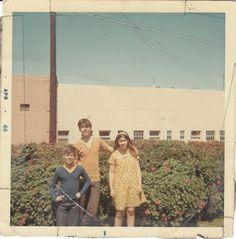 April 1968 Los Angeles