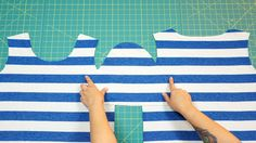 TIPSY TUESDAY: HOW TO MATCH UP PERFECT STRIPES