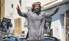 Numan Acar as terrorist Haissam Haqqani in Homeland.