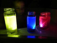 Fun glow in the dark activities for kids