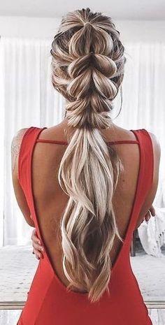 Top 60 All the Rage Looks with Long Box Braids - Hairstyles Trends Box Braids Hairstyles, Straight Hairstyles, Oscar Hairstyles, Teenage Hairstyles, Hairdos, Pretty Hairstyles, Braid Styles, Short Hair Styles, Long Thin Hair