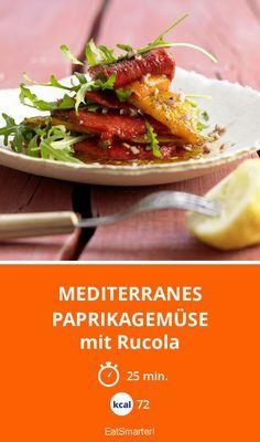 Mediterranes Paprikagemüse