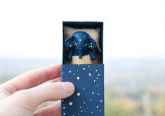 Miniature starry ele