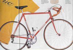 Luis Ocana's TdF Motobecane bicycle