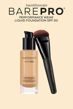 bareMinerals® BAREPRO® Liquid Foundation. In 30 shades. Find your perfect match.