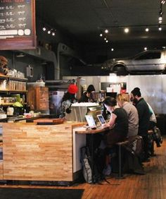 10 Of Chicago's Best Coffee Shops