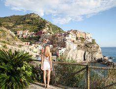 Cinque Terre, Italy pinterest: brittanyjustham
