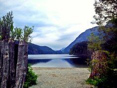 Untouched beauty - The beautiful Buntzen lake.#buntzenlake #tricities #vancouver #ilovevancouver