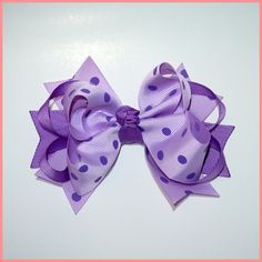 images of hair bows for little girls | ... big hair bow a trendy boutique big hair bow made for your little girl