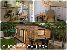 Architect's big idea: Tiny, $11,000 house | Spaces - Yahoo Homes