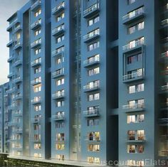 Residential Flats and apartments in Godrej Greens at Undri Pune