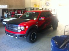 We have a Shelby Raptor on our lot! www.spfordplano.com #lookcool #raptor #shelby Shelby Raptor, Cool Trucks, Look Cool, 4x4, Ford, Bike, Sweet, Beauty, Bicycle