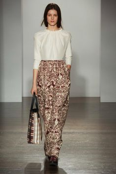Mother of Pearl LFW autumn-winter 2014/2015