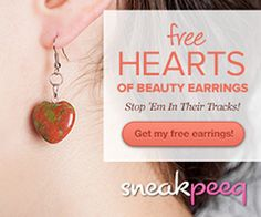 I did this, followed the steps and it works!!! FREE Hearts of Beauty Earrings ($49 Value) on http://hunt4freebies.com