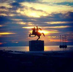 Alexander the Great,Thessaloniki, Greece