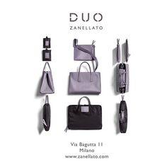 DUO: WE ARE READY! Now available on Zanellato Digital Boutique!  // Una creazione che custodisce segreti, ritagli di tempo che prendono forma e diventano scrigni preziosi #duozanellato